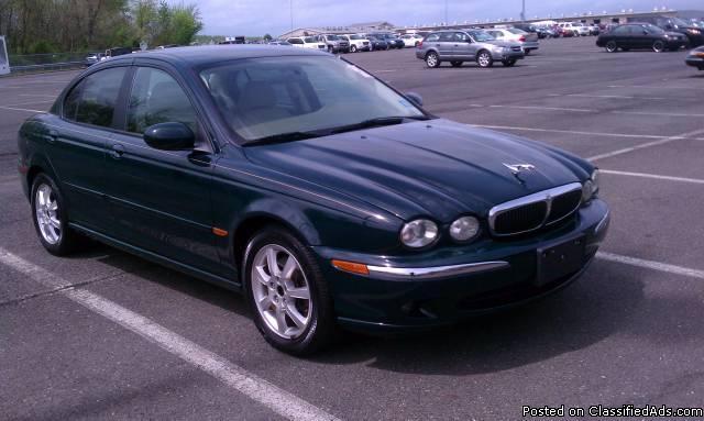 2004 Jaguar X-Type 2.5 - Price: 7050