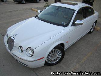 2005 Jaguar S-Type 4.2 - Price: 10300