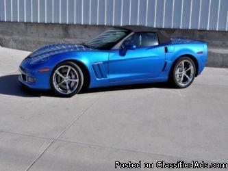 2010 Chevrolet Corvette GS LT3 - Price: 29700