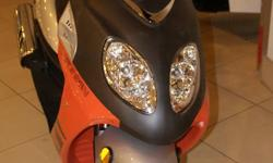 NEW 150CC GAS SCOOTER ELT. START NEW GAS UP RUNNING READY TO GO 1100.00 WE HAVE RED / SILVER / ORANGE / BLUE / BLACK / WE ARE USA POWER SPORTS LLC 6521 N US HWY 41 SHELBURN IN. 47879 -- OR -- THANK YOU