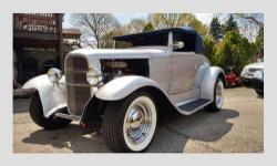 1931 Ford Model A Original Steel Body Fully Restored Briggs MFG CO Body # A4404900 Has 1932 Nose, 12,1XX Miles, Rebuilt & Modified 454 CU IN Engine, (valve covers say 427) 750 Holly Carb, Edelbrock Performer 2-0 Intake, Hypertech Street Strip Distributor