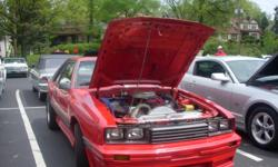 1979 Mercury Capri R/S. 351 - Cleveland 435 HP, automatic with shift kit, 4:10 rear-end pos. Caged. Runs great.