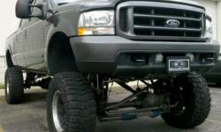 """For more details or pictures please visit: www.arlisautos.com Kelderman air ride 12"""" suspension kit, adjustable ride height, air ride tech guages and controls, two air pump motors w/auto and manual on/off switch located in dash, 5gal. air tank w/"""