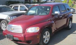 2006 Chevrolet HHR Will be auctioned at The Bellingham Public Auto Auction. Saturday, August 6, 2016 at 11 AM. Preview starts at 8 AM Located at the corner of Kentucky & Iron Streets in Bellingham, Washington. Call 360-647-5370 for more information or