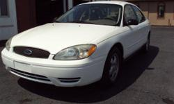 2007 Ford Taurus. SE model. They have power windows, locks, and seats. C/D player. Remote entry. Ford factory mag wheels. 6 Cylinder motor auto transmission and a rear spoiler. 107k. For miles. The car Runs real good.  Visit the main website for