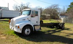 Call Richard at -- Call Anytime 24 / 7  $25,900.00 / Offer ( 2007 Kenworth T300 )  Also; 2003 International 4300 DT466 14? Gin Pole Roustabout Winch Oil Field Truck ( This Truck will be $29,900.00 when it comes in )  &
