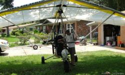 ultralite aircraft, new sells for 30,000 will sell or trade for something of equil value