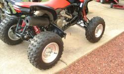 Manufacturer Honda Model Year 2008 Model TRX®700XX Price *$4,199.00 Color Metallic Black / Red Stock Number: U03561 Miles 100