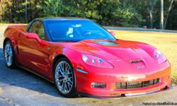 For more pictures email at: nolannddanison@clubmorgan.com . 2010 Chevrolet Corvette ZR1. Excellent condition. Red with black leather, 6 speed manual. Every Option!