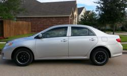 2010 Toyota Corolla LE Sedan 4D,  Runs and Drive Excellent,  Clean Title,  Engine 4 Cyl, 1.8L.  Transmission Automatic,  122K Miles, Air Conditioning,  Power Windows,  Power door Locks,  Power Steering,  AM/FM