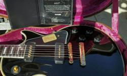 Not much use and little evidence of game .. Does original hardshell case, certificate of authenticity, documentation, extra black plastic base plate and guitar cover. Please see the photos above; they are for sale of the products. celebrate an exclusive