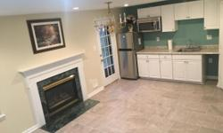Freshly renovated Large Basement 1 full bedroom + Den for rent -- Ashburn/University Center Includes all utilities (Water, Electric, Gas, Cable TV, Wireless Internet, Trash and Laundry) The Den can be used as an office or a small bedroom. AVAILABLE - NOW