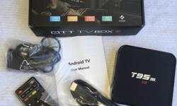 This is the LATEST 4K HD Android Streaming Player - BRAND NEW Fully Loaded with Kodi FREE MOVIES IN HD FREE TV SHOWS IN HD FREE MOVIES THAT ARE CURRENTLY IN THE THEATER IN HD FREE PPV BOXING /UFC /WWE IN HD FREE CABLE CHANNELS IN HD FREE ADULT