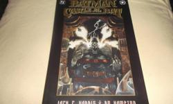 BATMAN: Castle of the Bat TPB, DC Comics, October 1994!!  This is in GEM/MINT condition by Overstreet's Grading Standards...with all pages white & complete, with virtually NO cover wear associated with a book in this grade!  Please see the