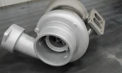 This auction is for a take off Caterpillar Turbocharger that has been cleaned and inspected by our shop and found to be free from defects. This item is being sold AS-IS since it is used.