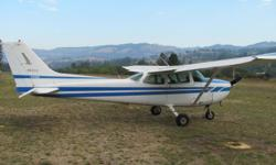 1979 Cessna 172N model for sale 1597.7 tach hours 8487.7 TT meticulously maintained, strong performer O-320H2AD TMOD ACK MODEL E-04 ELT installed, four place intercom. New seat belts and rails.Wheel pants not mounted All AD's complied with and