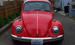 1969 VW. No rust, no body damage. Run like a top. Need very liitle to restore to new. Needs header, recover front seats, carpet. See pictures. Asking $10,000. Value $17,000. 509-457-6521. Please leave message. Must see!