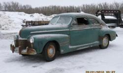 1941 Buick Special Grey 59,000 $ 4,950.00 1957 Buick Roadmaster Two-tone Blue 95,000 $ 6,950.00 1960 Buick Electra 225 Dark Blue 54,000 $6,550.00 1949 Cadillac Fleetwood Black 74,000 $12,950.00 1951 Cadillac 62 Series Blue 74,000 $ 7,950.00 1960 Cadillac