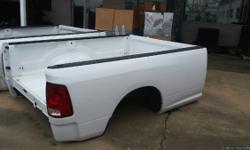 new gooseneck, fifth wheel ready 3/4 ton dodge bed