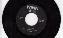 Like~Brand~New Repro That's Hard To Find ! Flip Is 'Squeeze Me' On Winn 916 !! We Have Lots Of Nice Do Wop/R&B/Soul Records/Items Available !!! 760-218-6622 (sorry no texting) ! See All My Super Nice/Rare Items Here & At