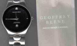 Fabulous High Quality Men's Watch w/Date ! Comes w/Original Box & Manual, Battery Not Included !! See All My Nice/Rare Items Here & Also At http://www.bonanza.com/thedowopshop