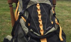 Getting ready to move and I don't have as much time to backpack as I use to. Selling this Kelty-Tornado 4000 internal backpack that is in excellent condition. Asking $60 Cash only, please!