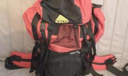 I've had this backpack since the late 90's when I was in Boy Scouts. I only used it on one hiking trip, then stored it in a closet until now. It is in great shape and basically brand new.
