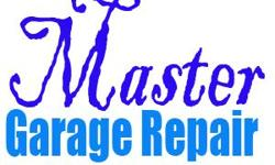 Are you having an issue with your garage door?  When something like this occurs it is important to get hold of a capable company like Master Garage Door that can handle the problems you may be having.   We answer all of our calls 24/7 so you