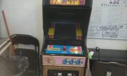 MS PAC MAN GAME FOR SALE $300