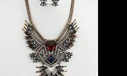 At Fashions Plus USA, we have just added some Great looking New Styles, come visit for a few minutes, they are all on Sale. http://www.fashionsplususa.com/product-category/necklace-and-earring-set/page/2/ 305 5th ave, 10118google