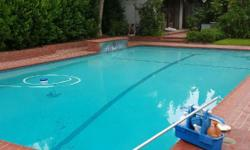POOL SERVICE SPA SERVICE FOUNTAIN SERVICE CHEMICAL TESTING CHEMICAL SERVICE ACID WASH CHLORINE WASH NETTING POOL TIMERS SALT SYSTEMS POOL PUMPS NEW & REFURBISHED SKIMMERS OVER 9YRS OF EXPERIENCE I LOOK FOWARD IN SERVICING YOUR