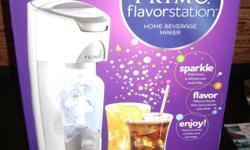 PRIMO Flavor Station Home Beverage Maker - New in box. Box has not been opened. $40