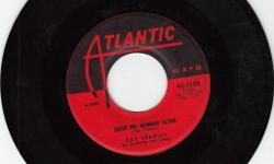 Hard To Find Original Great Two-Sided Soul From The Genius ! Flip Is 'Lonely Avenue' On Atlantic 1108 !! We Have Lots Of Great Soul/Do Wop/R&B Records/Items Available !!! 760-218-6622 (sorry no texting) ! See All My Rare/Nice Items For Sale Here & Also At