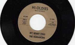Like~Brand~New Re-Issue That's Hard To Find ! Flip Is ''Tell Her I Love Her On Hi-Oldies 434 !! We Have Lots Of Do Wop/R&B/Soul Records/Items Available !!!! 760-218-6622 (sorry no texting) ! See All My Super Nice/Rare Items Here & At