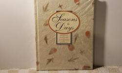 New. Seasons & Days Calendar and Journal Birthdays Quotations Anniversaries Astrology   Twenty Four Hour Mall