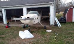 Ray Stits Playmate SA11A experimental homebuilt folding wing aircraft with trailer. Lycoming O-290D engine, kT78 transponder w/mode C, TerraTXN960 Navcom w/localizer. Engine has about 300 hsmoh.
