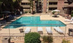 Beautiful one bedroom one bathroom condo in Tempe,newly remodeled with pool view. Vaulted ceiling, canned lighting, porcelain ceramic floors, granite counter tops, new comfort height toilet, mirrored wall in dining room with mirrored beveled