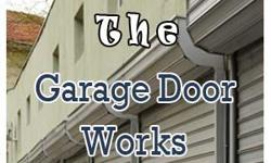 Most people take the fact that their garage door is functional for granted.  Here at The Garage Door Works we understand that it is important to have a garage door that opens and closes as needed.  It is important to have regular maintenance and