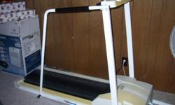 For Sale: Roadmaster treadmill $25.00 Call --