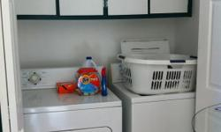 WASHING AND DRYING MACHINES IN GOOD CONDITION FOR SALE!!!! 1 YEAR USED