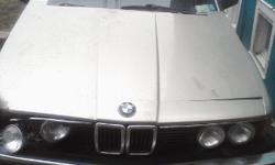 1984    BMW  Z33I    FOR    SALE   FOR   PARTS.    CALL  --   AND  ASK  FOR   ROGER.