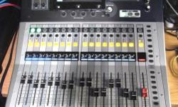 The TF series Yamaha has developed a digital mixing console that gives the intuition and creativity of the user even more freedom than ever. The panel for the series recently introduced Touch Flow ? player controls allows the mixing engineer to react with